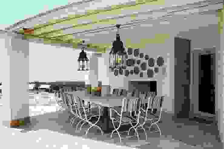Balcone, Veranda & Terrazza in stile mediterraneo di homify Mediterraneo