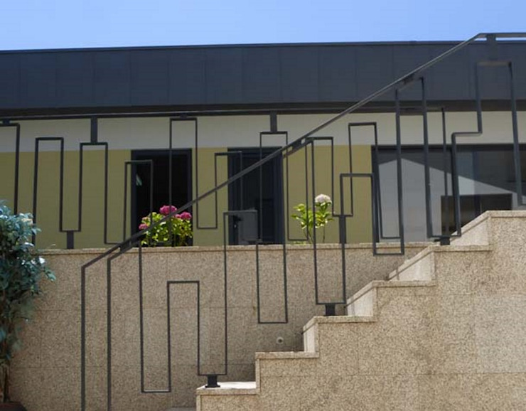 Reabilitação de Habitação Unifamiliar AF por Em Paralelo Moderno