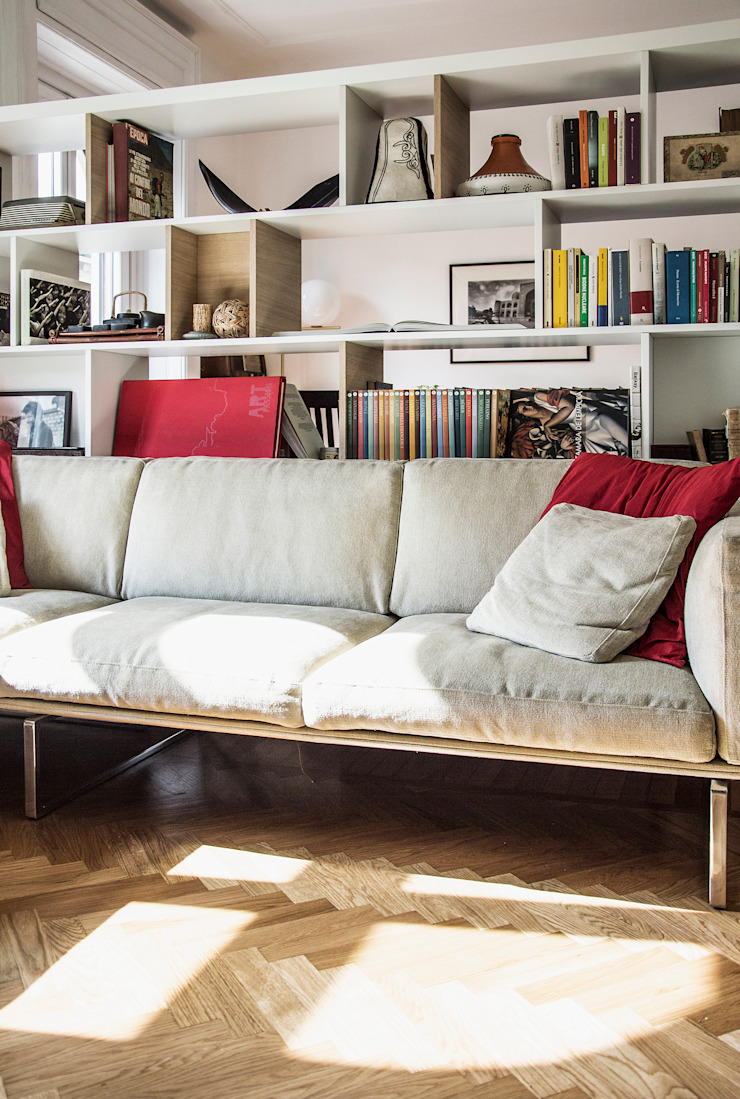 M N A - Matteo Negrin Living roomSofas & armchairs