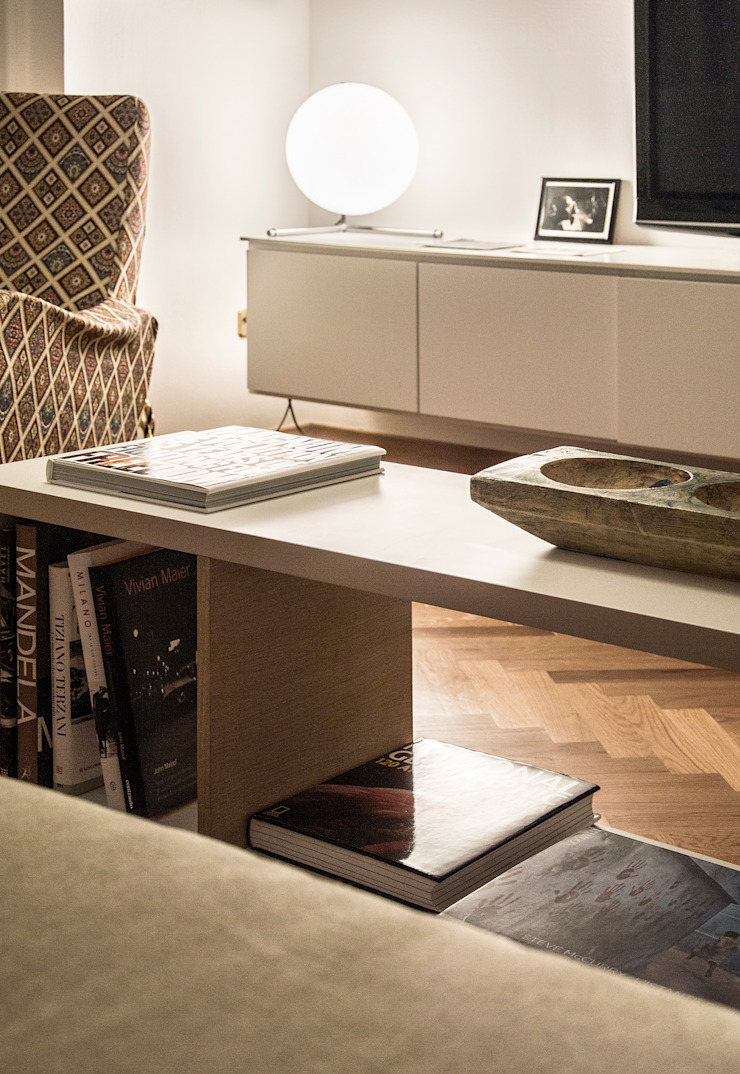 M N A - Matteo Negrin Living roomLighting