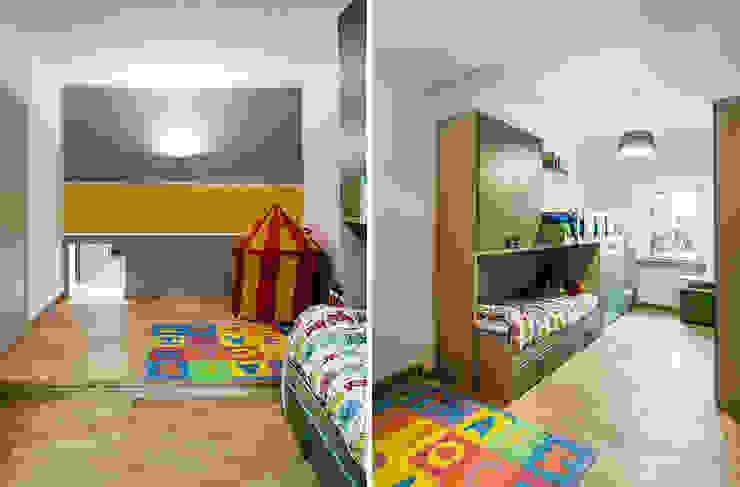 모던스타일 침실 by Principioattivo Architecture Group Srl 모던