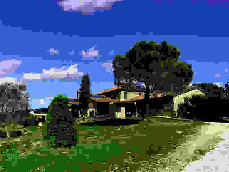 İTALYA 'TOSKANA-PEYZAJ PROJE &UYGULAMA // ITALY 'TUSCANY – LANDSCAPE PROJECT&APPLICATION Rustik Bahçe AYTÜL TEMİZ LANDSCAPE DESIGN Rustik
