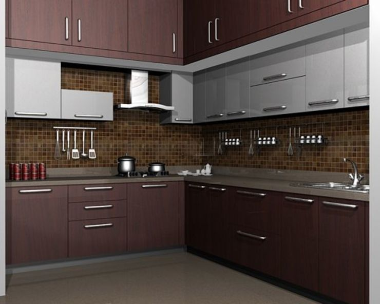 modular kitchens hydeabad woodz modular designers and interiors 廚房收納櫃與書櫃