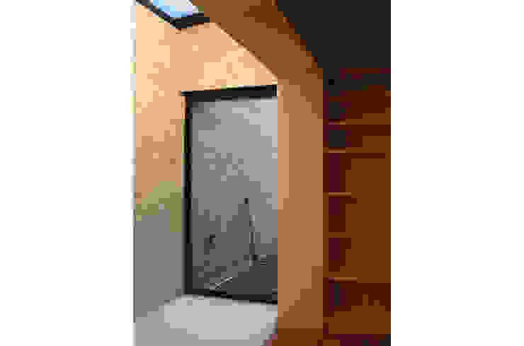 steeg Minimalistische muren & vloeren van Tim Versteegh Architect Minimalistisch Steen