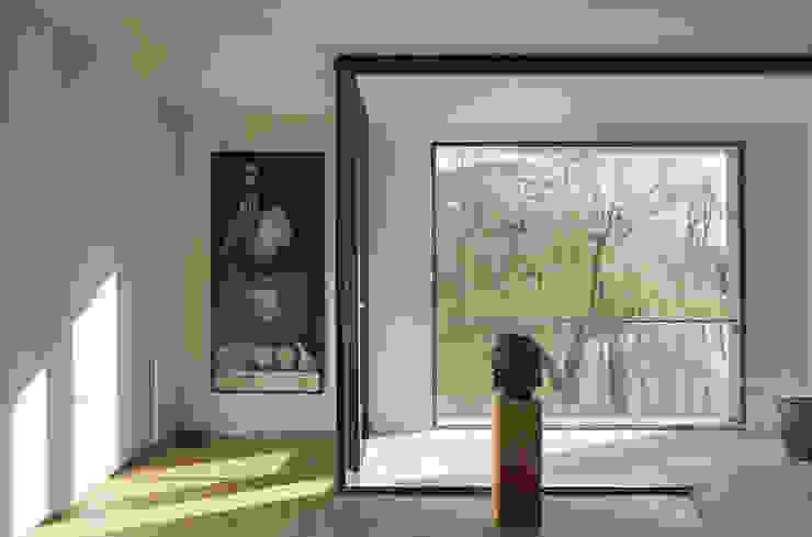 slaapkamer Minimalistische slaapkamers van Tim Versteegh Architect Minimalistisch Bamboe Groen