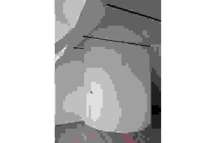 gebouwdetail Minimalistische muren & vloeren van Tim Versteegh Architect Minimalistisch