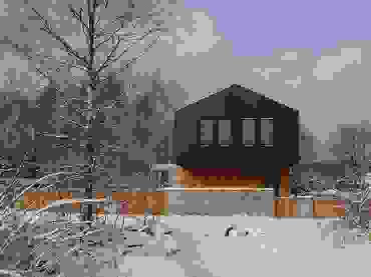Casas de estilo  por seweryn pracownia, Moderno