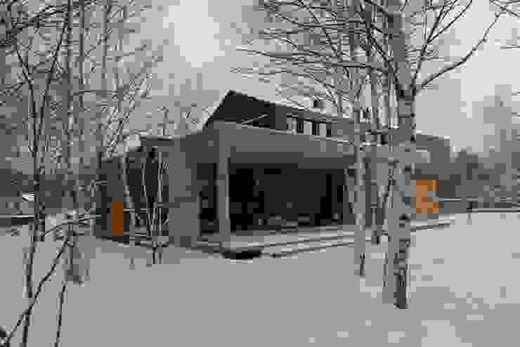 Dom jednorodzinny w Tarnowskich Górach: styl , w kategorii Domy zaprojektowany przez seweryn pracownia,Nowoczesny