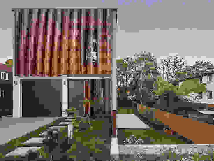 House M Дома в стиле модерн от Peter Ruge Architekten Модерн