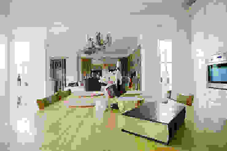 Salones de estilo moderno de Bilgece Tasarım Moderno