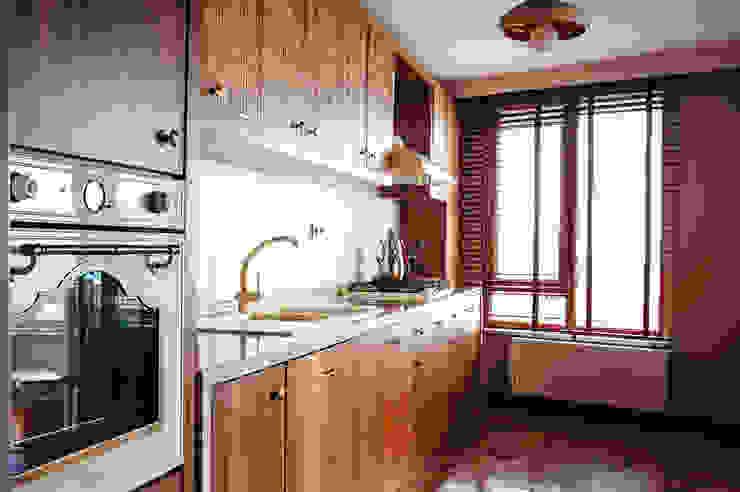 Bilgece Tasarım – Mekan Tasarımı:  tarz Mutfak,