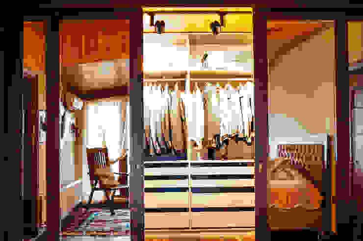 Dressing room by Bilgece Tasarım,