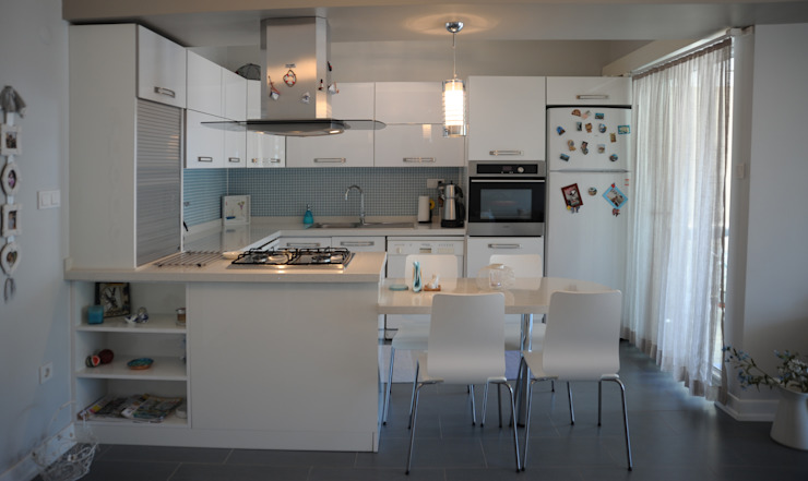 Bilgece Tasarım Moderne Küchen
