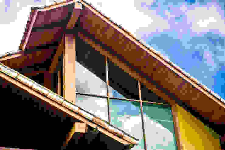 Casas de estilo  por Carlos Eduardo de Lacerda Arquitetura e Planejamento ,
