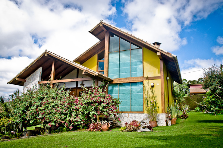 Houses by Carlos Eduardo de Lacerda Arquitetura e Planejamento , Country