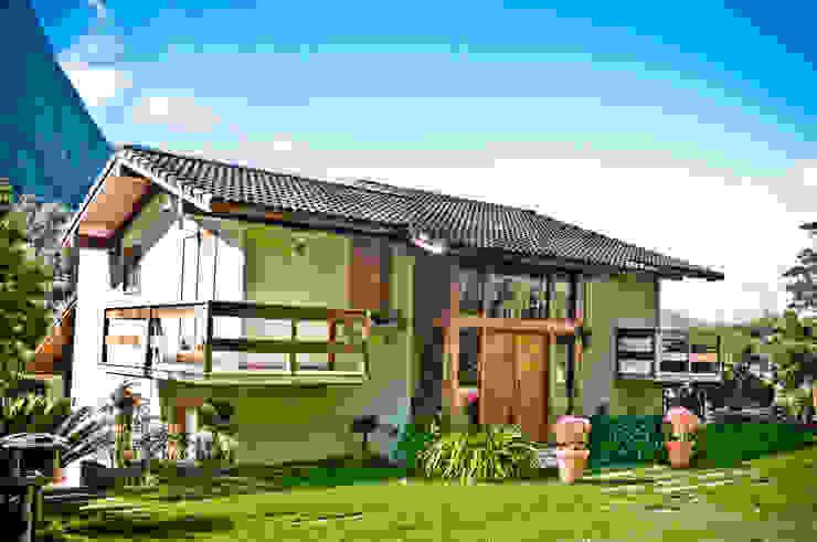 Casas campestres por Carlos Eduardo de Lacerda Arquitetura e Planejamento Campestre