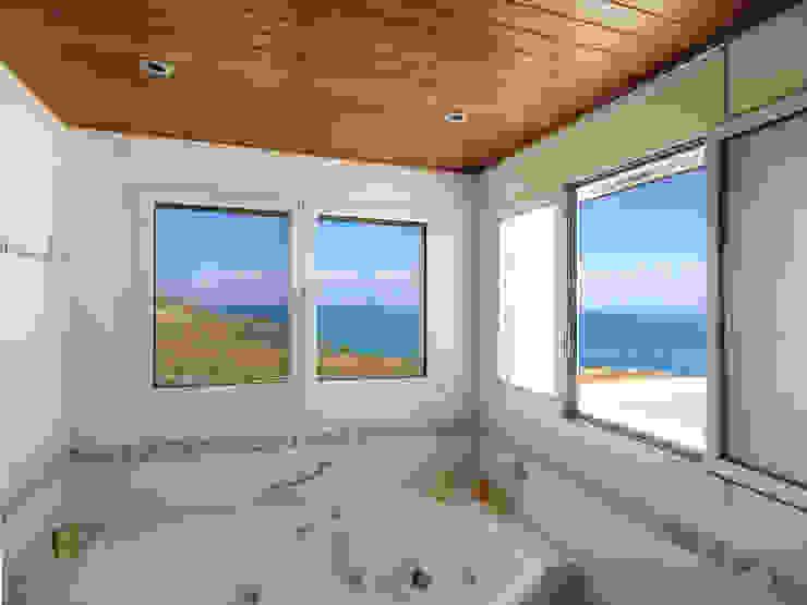 Baños de estilo mediterráneo de Carlos Eduardo de Lacerda Arquitetura e Planejamento Mediterráneo