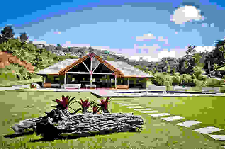 Casas rurales de Carlos Eduardo de Lacerda Arquitetura e Planejamento Rural