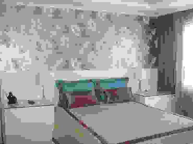 Chambre classique par Débora Noronha Arquitetura Classique
