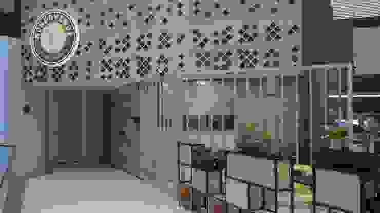 modern  door NI.MA. Productos en madera, Modern