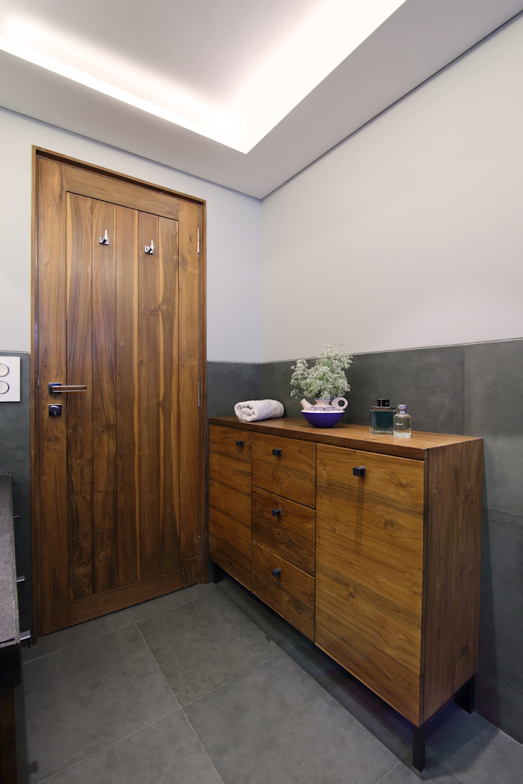 Residential—Napeansea Rd: minimalist  by Nitido Interior design,Minimalist Solid Wood Multicolored