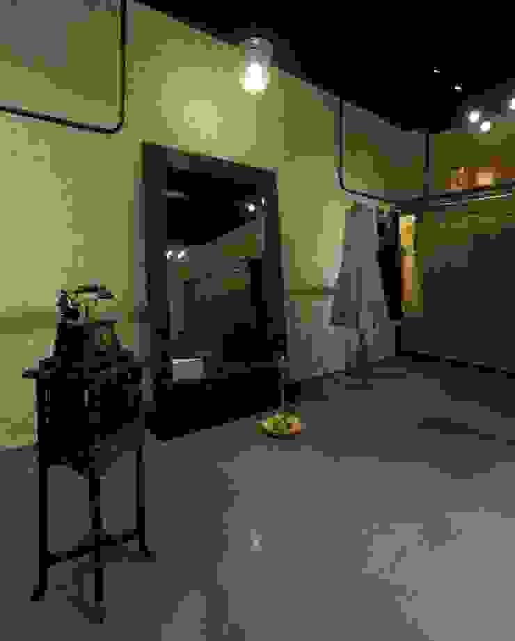 Espacios comerciales de estilo ecléctico de Nitido Interior design Ecléctico Vidrio