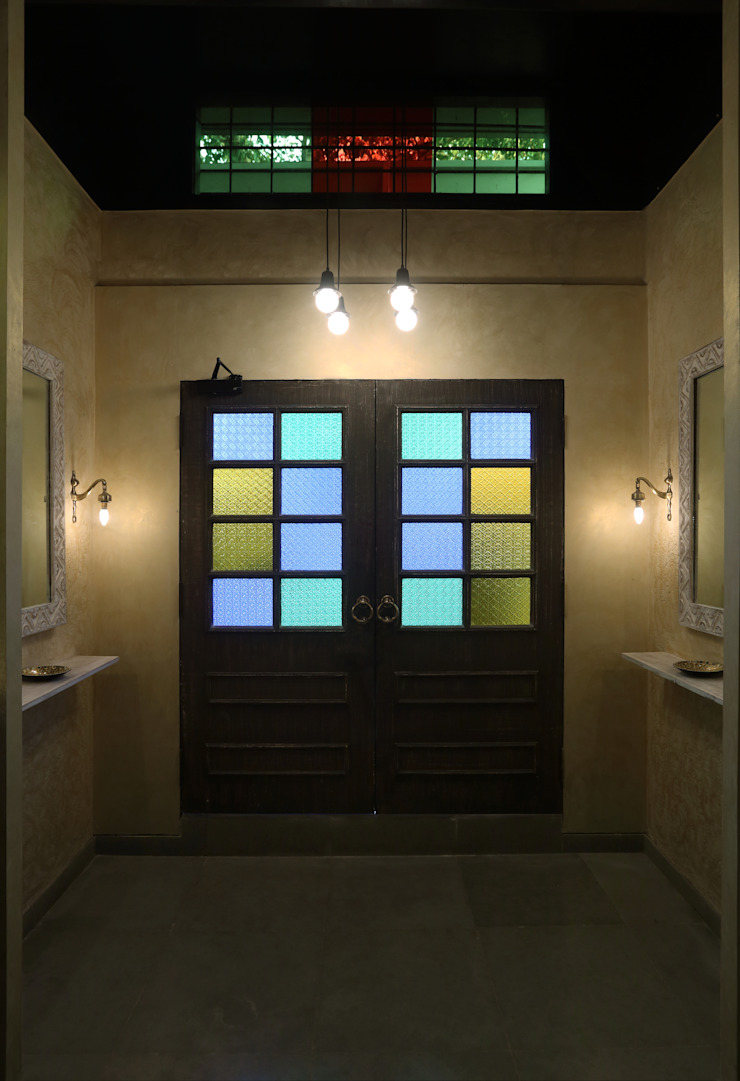 Commercial—Dadar by Nitido Interior design Eclectic Glass