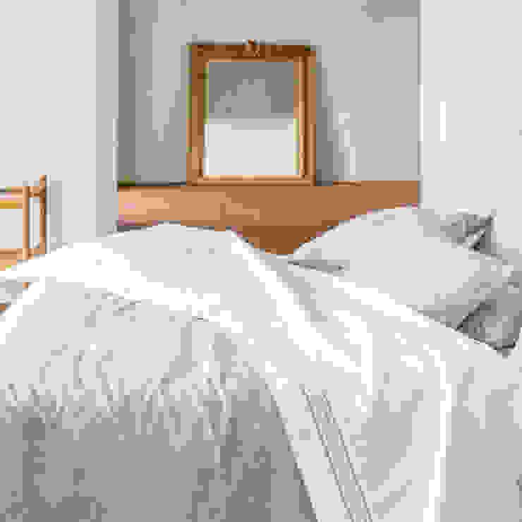 Grey Bay - Roupa de cama 100% algodão Egipto penteado por Home Concept Moderno