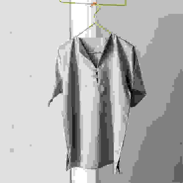 Grey Bay - Pijama 100% Algodão Egipto penteado:   por Home Concept,Moderno