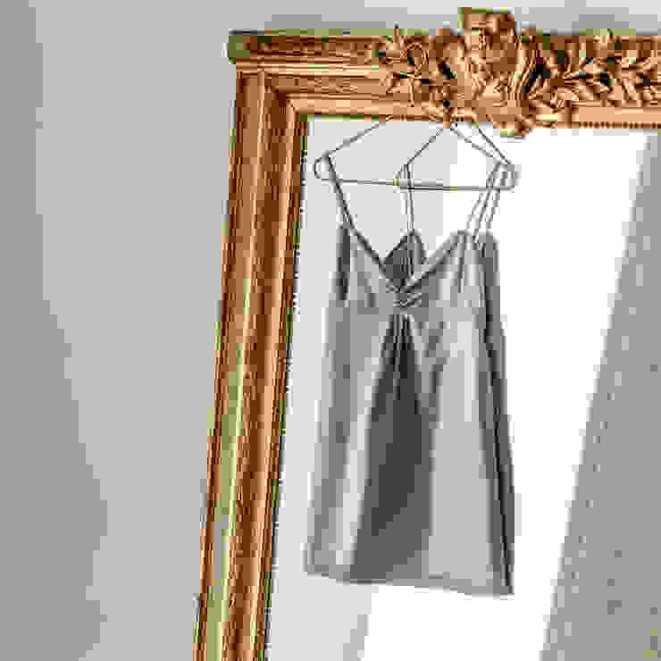 Grey Bay - Camisa de Noite 100% Algodão Egipto penteado por Home Concept Moderno