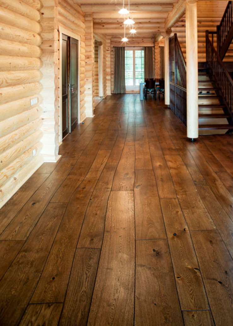 Rochene Floors Rustic style walls & floors Wood