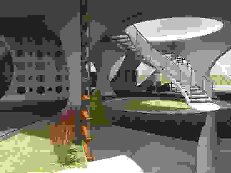 vista izquierda desde el acceso de ARCHI DESIGN IBAGUE