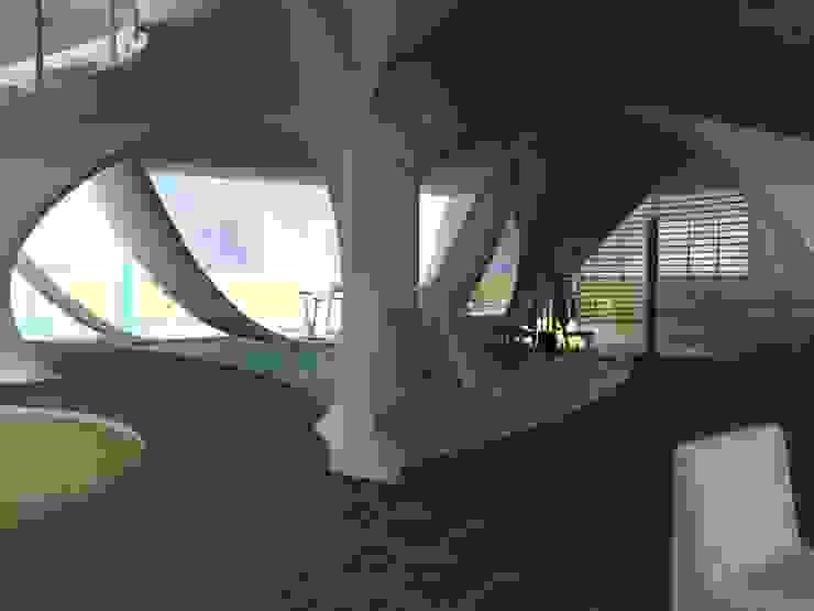 vista hacia el gimnasio de ARCHI DESIGN IBAGUE