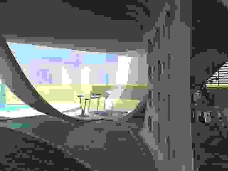 vista del gimnasio de ARCHI DESIGN IBAGUE