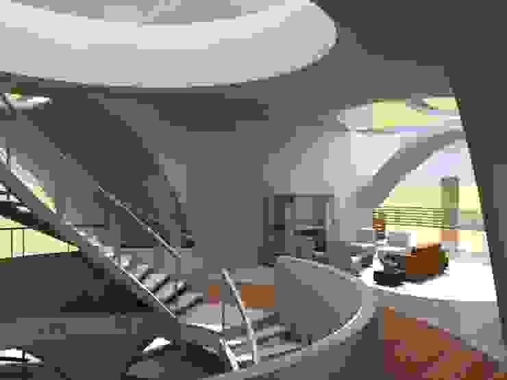 vista escaleras al segundo piso de ARCHI DESIGN IBAGUE