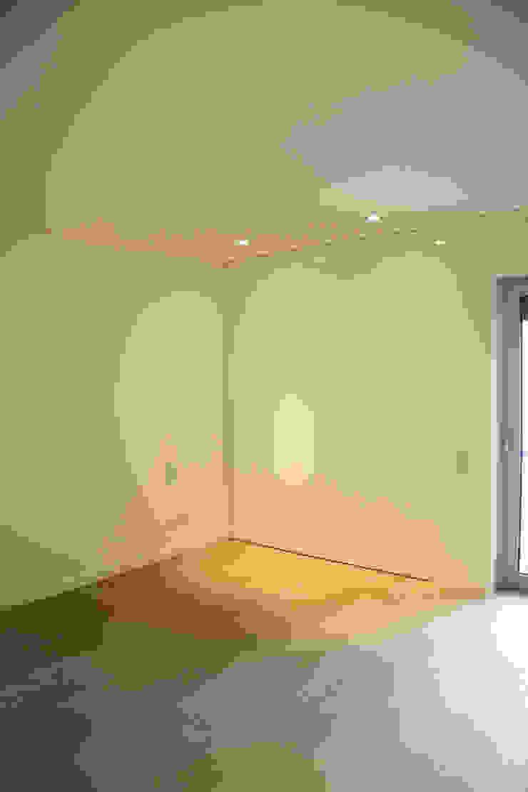 Quarto Quartos modernos por GRAU.ZERO Arquitectura Moderno