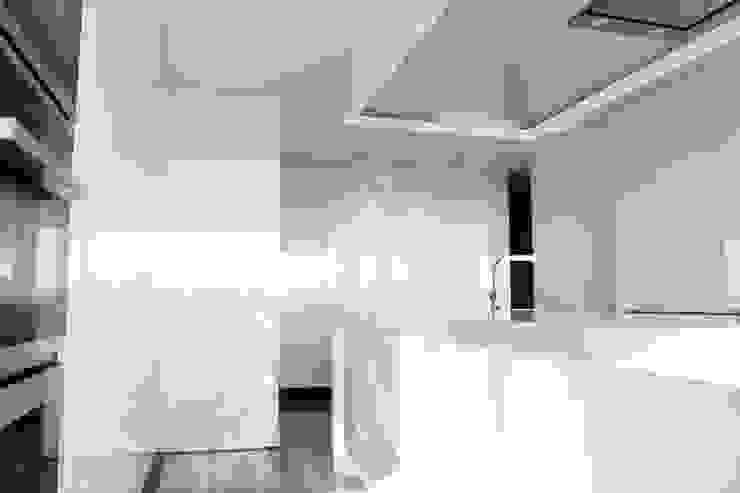 Cozinha Cozinhas modernas por GRAU.ZERO Arquitectura Moderno