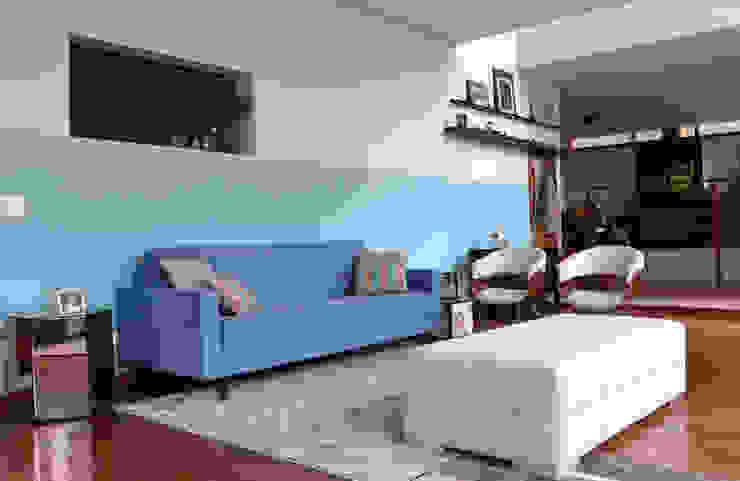 Mmaverick Arquitetura Living room