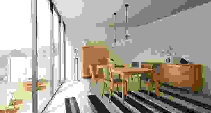 tavolo allungabile di Bottega del Legno Moderno Legno massello Variopinto