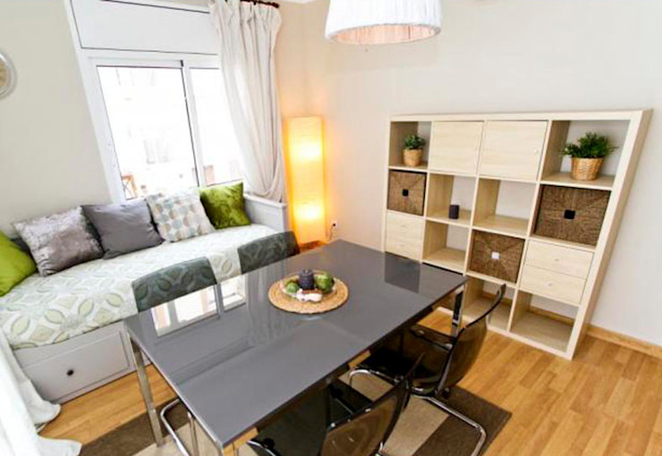 Modern Dining Room by COETASA Modern