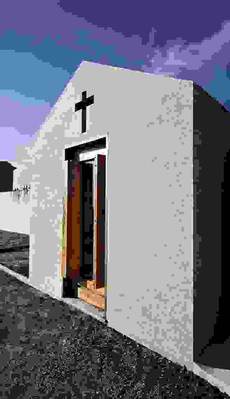 Chapel Casas minimalistas por es1arq Minimalista
