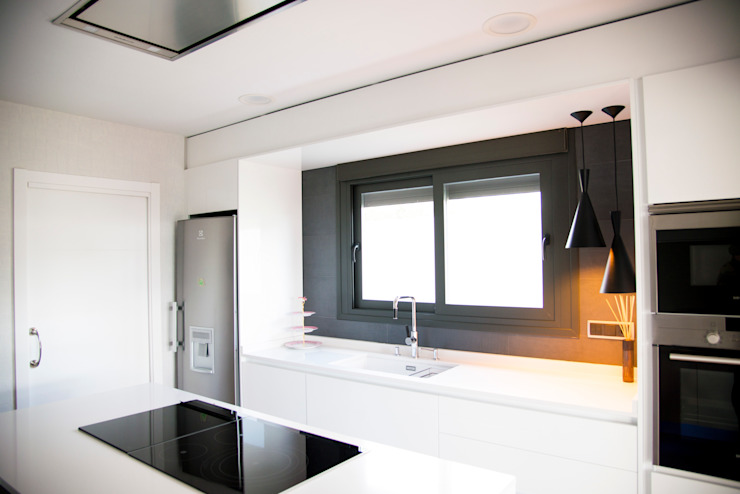 MODULAR HOME Built-in kitchens