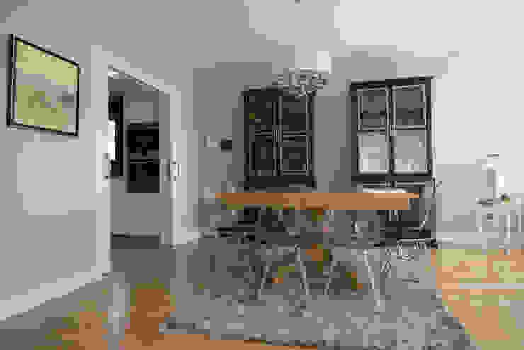 MODULAR HOME Modern dining room