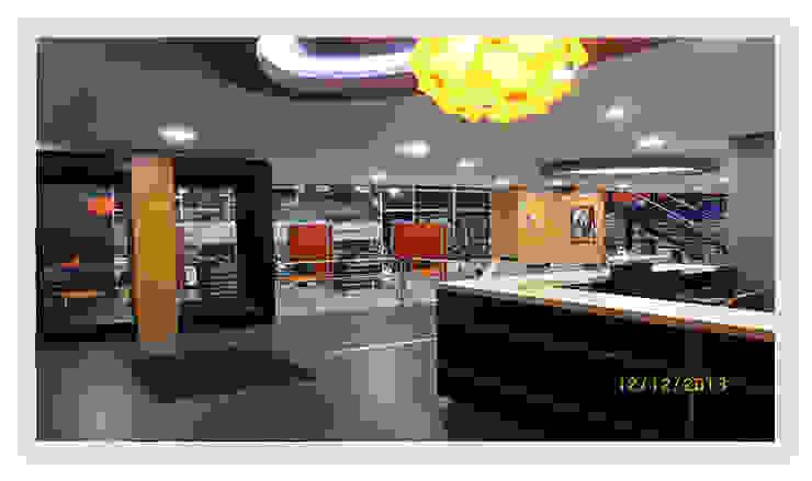 Inmobiliario Comercial de UGR Mobiliario S.A.S Moderno Aglomerado