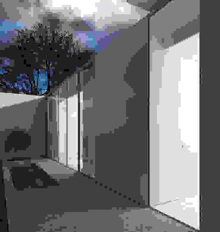 Varq. Balcones y terrazas de estilo minimalista