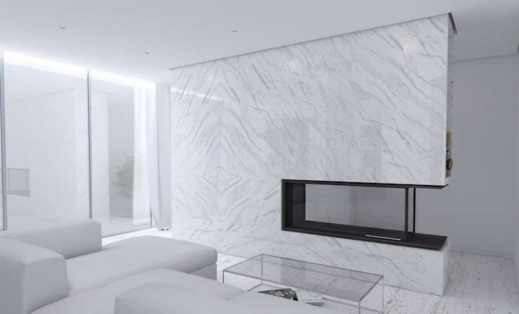 Living room by Varq.