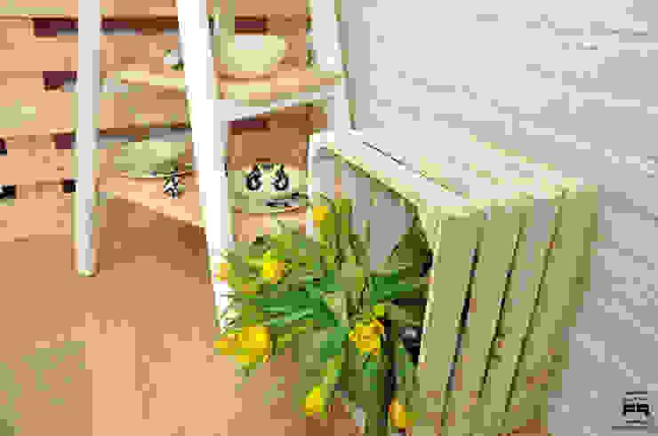de Fabryka Palet Escandinavo Madera Acabado en madera