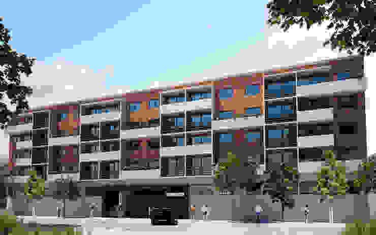 Casas modernas de ARCO Arquitectura Contemporánea Moderno