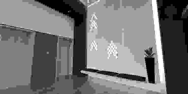 Рабочий кабинет в стиле модерн от ARCO Arquitectura Contemporánea Модерн