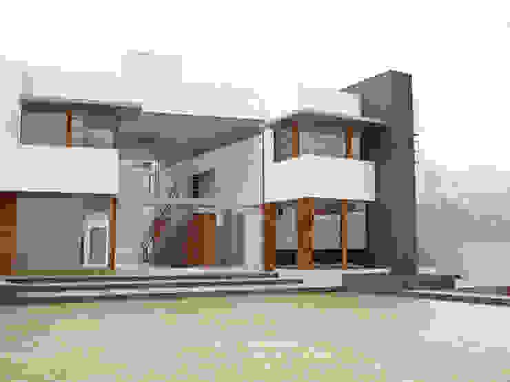 Casa Atlamaya Casas modernas de ARCO Arquitectura Contemporánea Moderno